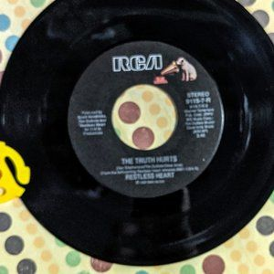 RCA Other - Restless Heart Fast Movin' Train record